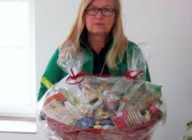 Gunda Riekers-Teske 10 jähriges Dienstjubiläum